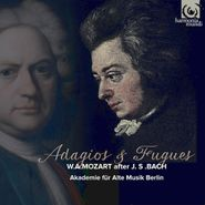Wolfgang Amadeus Mozart, Adagios & Fugues After J.S. Bach (CD)