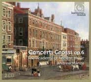 George Frideric Handel, Handel: Concerti Grossi Op.6 (CD)