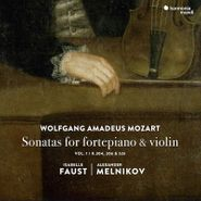 Wolfgang Amadeus Mozart, Mozart: Sonatas For Fortepiano & Violin (CD)
