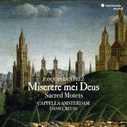 Josquin des Prez, Josquin: Miserere Mei Deus (CD)