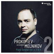 Sergei Prokofiev, Prokofiev: Piano Sonatas Nos. 4, 7 & 9 (CD)