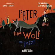 David Tennant, Peter & The Wolf & Jazz (CD)