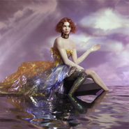 Sophie, Oil Of Every Pearl's Un-Insides [Red Vinyl] (LP)
