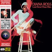 Diana Ross, Last Time I Saw Him (CD)