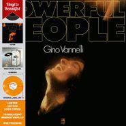 Gino Vannelli, Powerful People [Orange Vinyl] (LP)