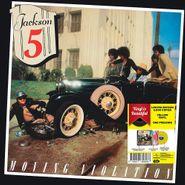 The Jackson 5, Moving Violation [Yellow Vinyl] (LP)