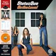 Status Quo, On The Level [Orange Vinyl] (LP)