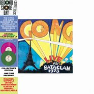 Gong, Live Au Bataclan 1973 [Record Store Day Colored Vinyl] (LP)