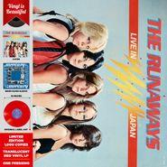 The Runaways, Live In Japan [Red Vinyl] (LP)