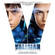 Alexandre Desplat, Valerian & The City Of A Thousand Planets [OST] (LP)