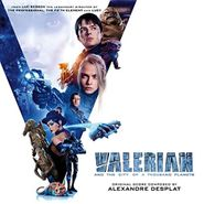 Alexandre Desplat, Valerian & The City Of A Thousand Planets [OST] (CD)