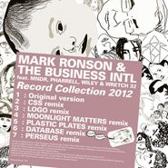 "Mark Ronson & The Business Intl., Record Collection 2012 (12"")"
