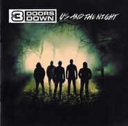 3 Doors Down, Us And The Night (CD)