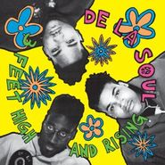 de la soul 3 feet high and rising lp amoeba