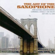Various Artists, The Art Of The Saxophone (CD)