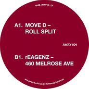 """Move D, Roll Split / 460 Melrose Ave (12"""")"""