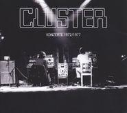Cluster, Konzerte 1972/1977 (CD)