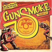 Various Artists, Gunsmoke Vols. 3 & 4: Dark Tales Of Western Noir From A Ghost Town Jukebox (CD)