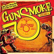 """Various Artists, Gunsmoke Vol. 4: Dark Tales Of Western Noir From A Ghost Town Jukebox (10"""")"""