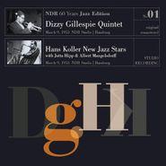 Dizzy Gillespie Quintet, NDR 60 Years Jazz Edition No. 01 (CD)