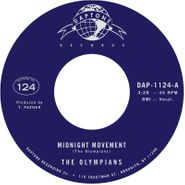 "The Olympians, Midnight Movement / The Rain Song (7"")"