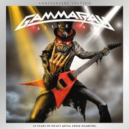 Gamma Ray, Alive '95 (CD)