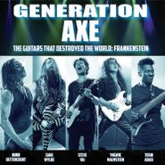 Nuno Bettencourt, Generation Axe - The Guitars That Destroyed The World: Frankenstein (CD)