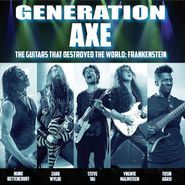 Nuno Bettencourt, Generation Axe - The Guitars That Destroyed The World: Frankenstein (LP)