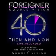 Foreigner, Double Vision: Then And Now (LP)
