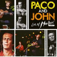 Paco de Lucia, Paco And John Live At Montreux 1987 [Yellow/Orange Vinyl] (LP)