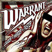 Warrant, Louder Harder Faster (LP)