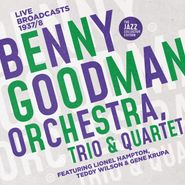 Benny Goodman & His Orchestra, Live Broadcasts 1937/8 (CD)