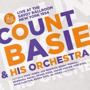 Count Basie & His Orchestra, Live At The Savoy Ballroom New York 1954 (CD)