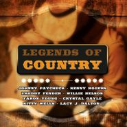 Various Artists, Legends Of Country (CD)