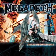 Megadeth, United Abominations [Bonus Track] (CD)