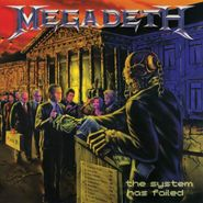 Megadeth, The System Has Failed [180 Gram Vinyl] (LP)