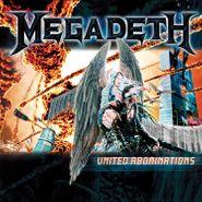 Megadeth, United Abominations [180 Gram Vinyl] (LP)