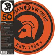 Various Artists, Trojan 50th Anniversary [Picture Disc] (LP)