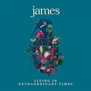 James, Living In Extraordinary Times (CD)