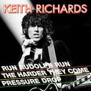 "Keith Richards, Run Rudolph Run [Black Friday Red Vinyl] (12"")"