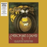 Emerson, Lake & Palmer, Live At Pocono International Raceway, U.S.A., 8th July 1972 [Record Store Day Colored Vinyl] (LP)