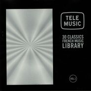 Various Artists, Tele Music: 30 Classics French Music Library (LP)