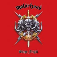 Motörhead, Stage Fright [CD/DVD] (CD)