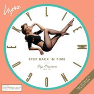 Kylie Minogue, Step Back In Time: The Definitive Collection [Mint Green Vinyl] (LP)