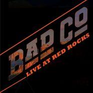 Bad Company, Live At Red Rocks [Black Friday Red Vinyl] (LP)