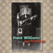 "Hank Williams, 1940 Recordings [Black Friday Red Vinyl] (7"")"