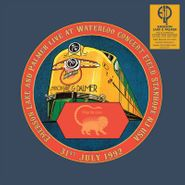 Emerson, Lake & Palmer, Live At Waterloo Concert Field, Stanhope, NJ, USA, 31st July 1992 [Record Store Day Colored Vinyl] (LP)