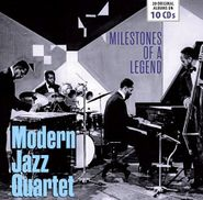 The Modern Jazz Quartet, Milestones Of A Legend [Box Set] (CD)