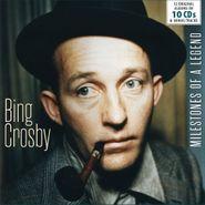 Bing Crosby, Milestones Of A Legend [Box Set] (CD)