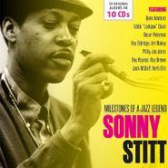 Sonny Stitt, Milestones Of A Jazz Legend [Box Set] (CD)